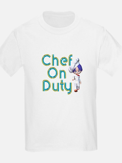Chef on Duty T-Shirt