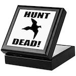 Hunt_dead_tan Keepsake Box
