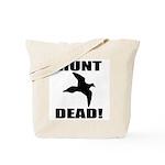 Hunt_Dead_Tan Tote Bag