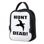 Hunt_dead_tan Neoprene Lunch Bag