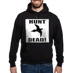 Hunt_Dead_Tan Hoodie