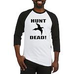 Hunt_Dead_Tan Baseball Jersey