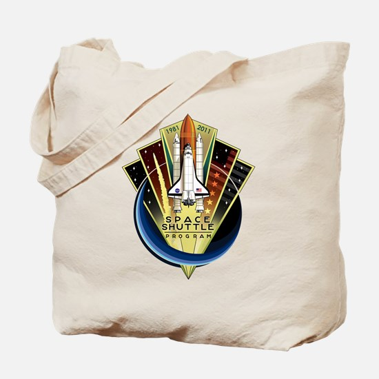 Shuttle Commemorative Tote Bag