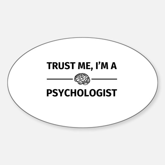 Trust me, I'm a Psychologist Decal