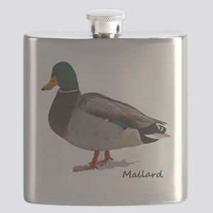 Mallard Duck Flask