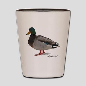 Mallard Duck Shot Glass