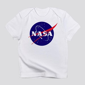 NASA Meatball Logo Infant T-Shirt