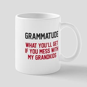 Grammatude Mug