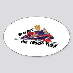 The TRUMP TRAIN | Donald Trump Sticker