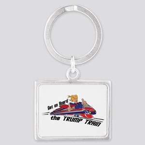 The TRUMP TRAIN | Donald Trump Keychains