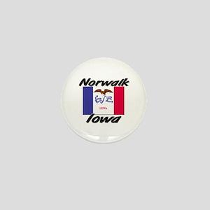 Norwalk Iowa Mini Button