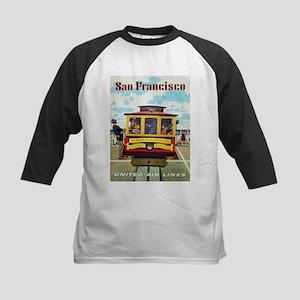 Vintage poster - San Francisco Baseball Jersey