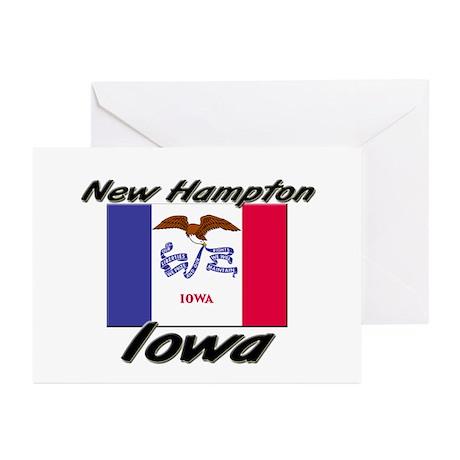 New Hampton Iowa Greeting Cards (Pk of 10)