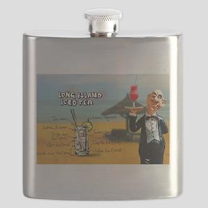 Long Island Iced Tea (Beach) Flask