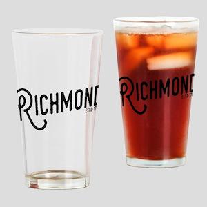 Richmond Virginia Drinking Glass