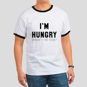I'm hungry Ringer T