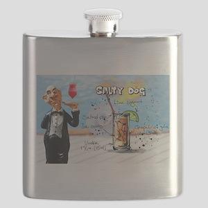 Salty Dog (Pool) Flask
