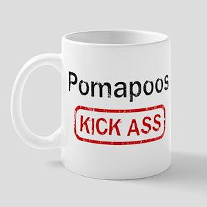 Pomapoos Kick ass Mug