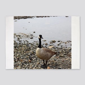 Canadian Goose 5'x7'Area Rug