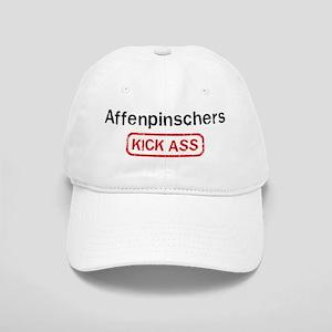 Affenpinschers Kick ass Cap