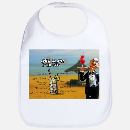 Long Island Iced Tea (Beach) Bib