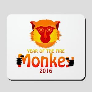 Year of the Monkey Mousepad