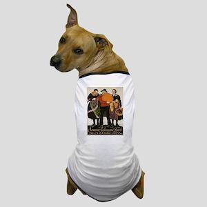 Vintage poster - Zurich Dog T-Shirt