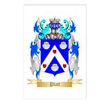 Platt Postcards (Package of 8)