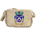 Platt Messenger Bag