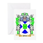 Plata Greeting Cards (Pk of 10)