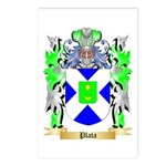 Plata Postcards (Package of 8)