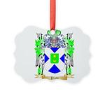 Plata Picture Ornament