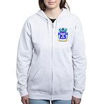 Plaschke Women's Zip Hoodie
