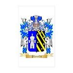 Planells Sticker (Rectangle 10 pk)