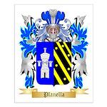 Planella Small Poster