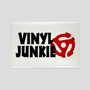 Vinyl Junkie Magnets