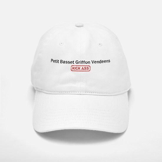 Petit Basset Griffon Vendeens Baseball Baseball Cap