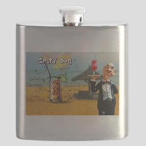 Salty Dog (Beach) Flask