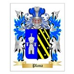 Plana Small Poster