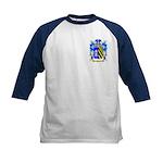 Plain Kids Baseball Jersey