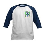 Plaice Kids Baseball Jersey