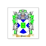 Plaice Square Sticker 3