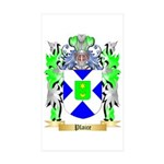 Plaice Sticker (Rectangle 10 pk)