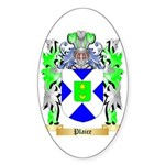 Plaice Sticker (Oval 50 pk)