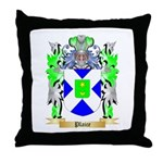 Plaice Throw Pillow