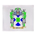 Plaice Throw Blanket