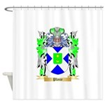 Plaice Shower Curtain
