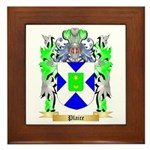 Plaice Framed Tile
