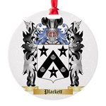 Plackett Round Ornament