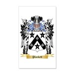 Plackett 20x12 Wall Decal
